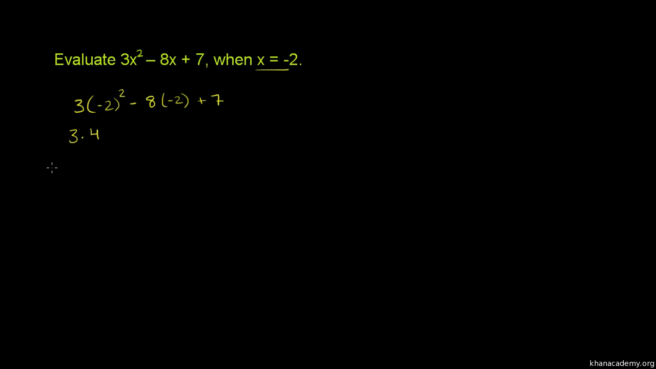 Polynomials Intro Video Polynomials Khan Academy