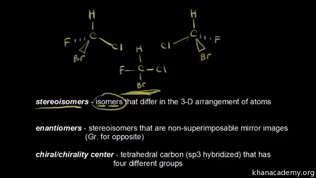 Identifying chirality centers video khan academy ccuart Image collections