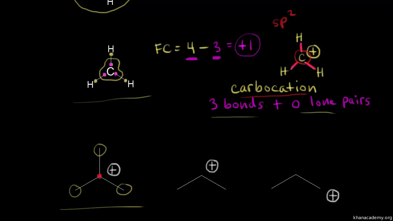 Formal charge on carbon video khan academy ccuart Choice Image
