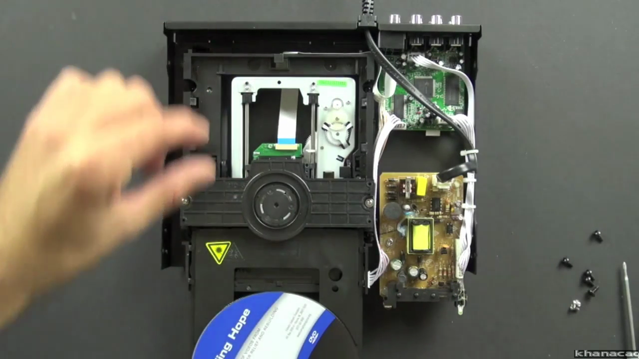 What Is Inside A Dvd Player 1 Of 5 Video Khan Academy Circuits Electronic Circuit