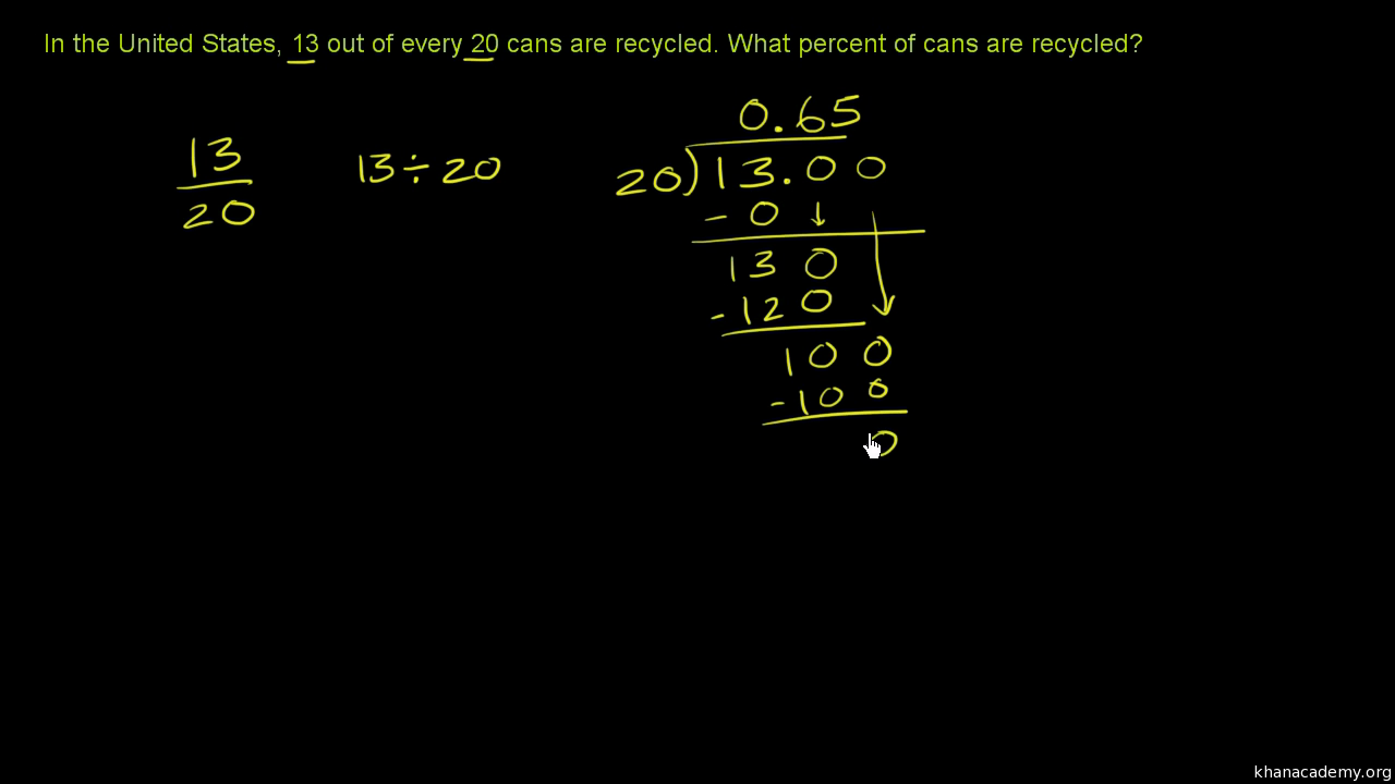 Percent Word Problems Practice Khan Academy
