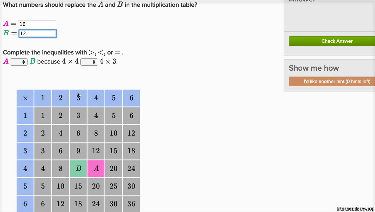 Intro To Even And Odd Numbers Video Khan Academy
