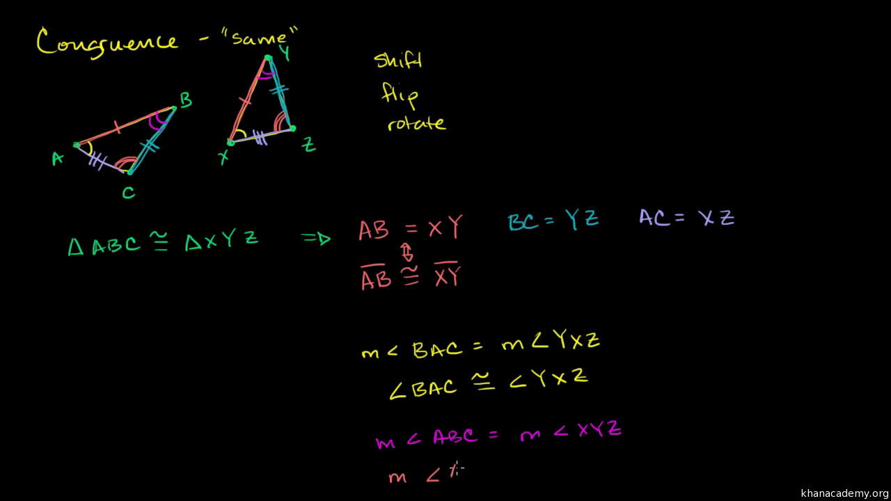 Determine Congruent Triangles Practice Khan Academy Geom Ignition Switch Wiring Diagram