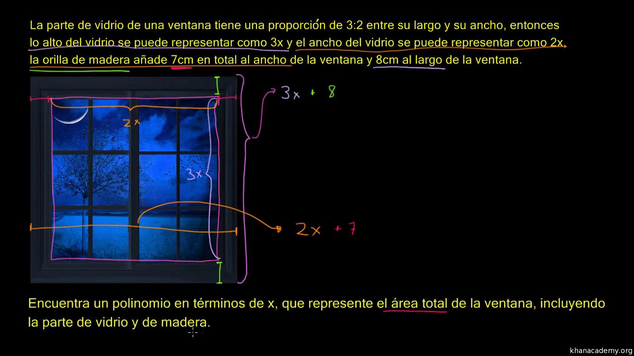 Polinomios | Álgebra I | Matemáticas | Khan Academy
