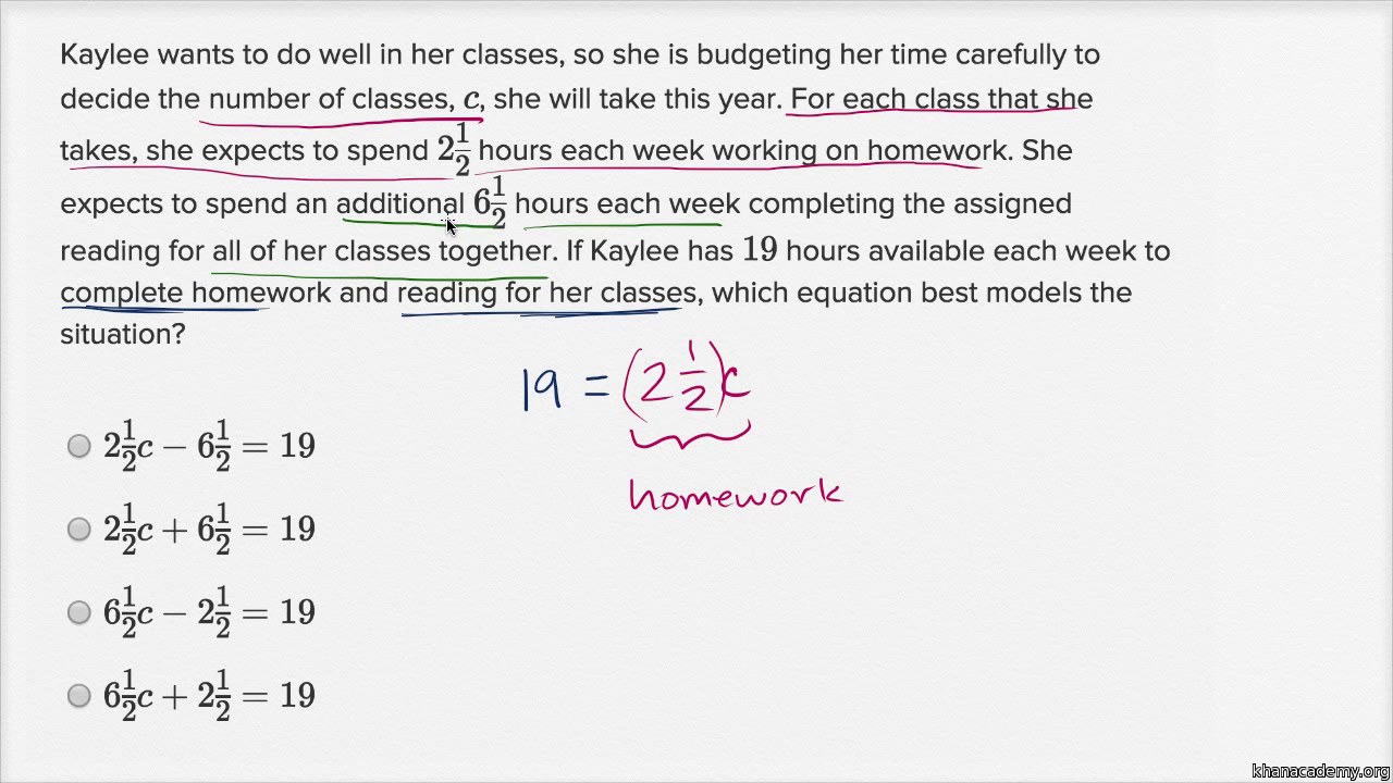 SAT Math practice | Test prep | Khan Academy