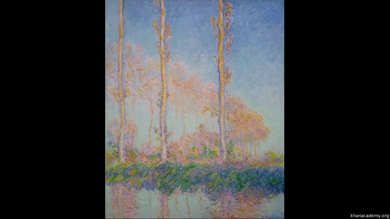 A Beginners Guide To Impressionism Article Khan Academy