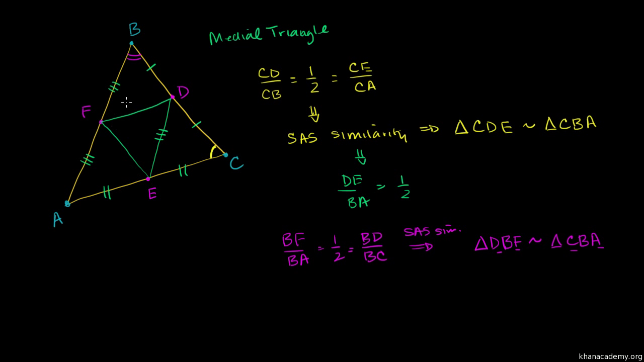 Median centroid example video triangles khan academy ccuart Image collections