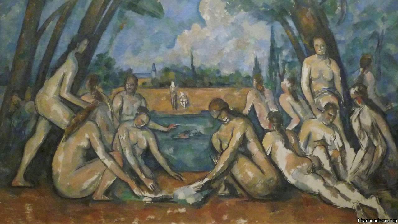 Mont Sainte Victoire Cezanne 1885