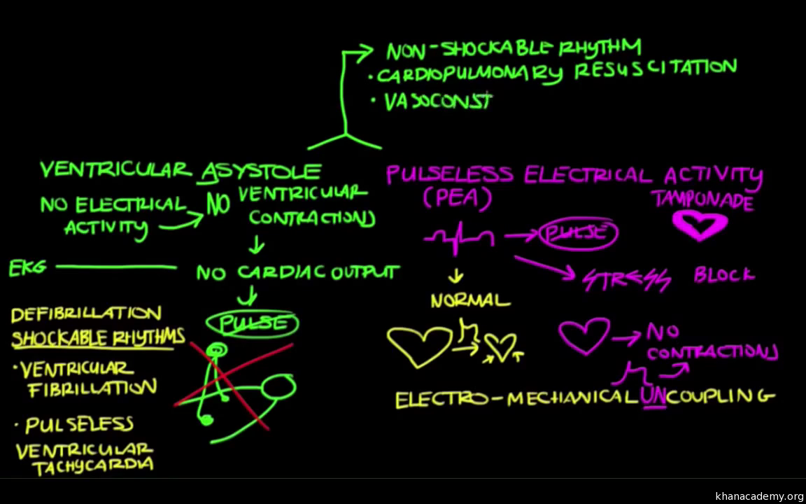 Normal Sinus Rhythm On An Ekg Video Khan Academy Cardiac Waveform Key To Efficient Heart Rate Monitoring