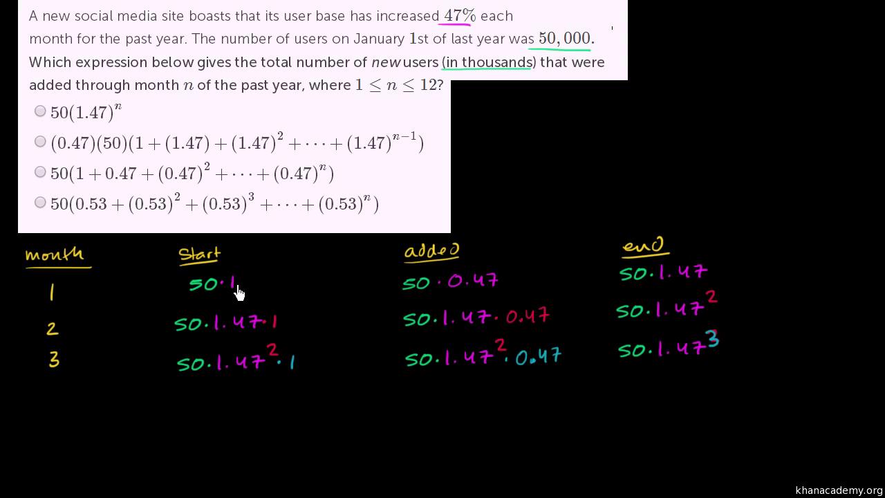 Series Algebra Ii Math Khan Academy