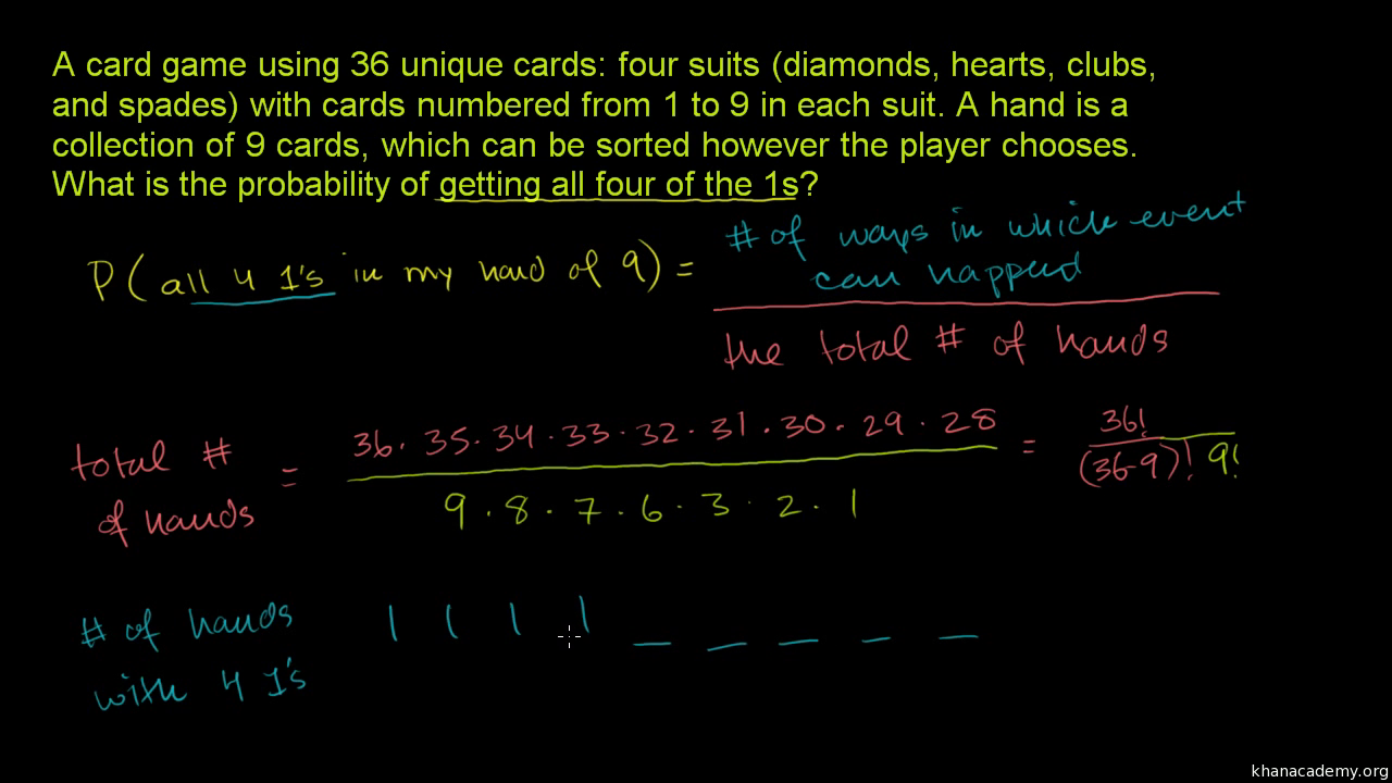 Birthday probability problem (video) | Khan Academy