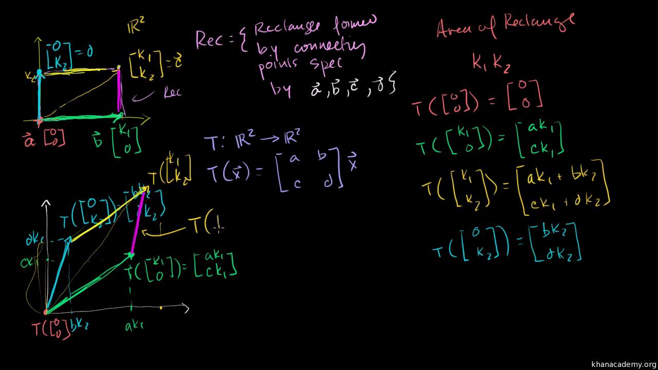 Upper Triangular Determinant Video Khan Academy Logic Diagram 4 X 3 Memory
