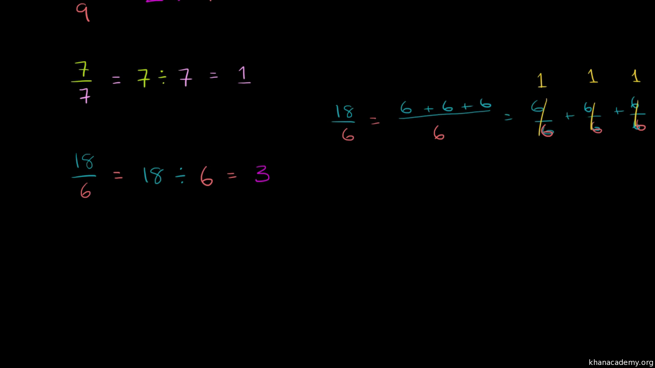 Creating mixed numbers with fraction division video khan academy ccuart Gallery