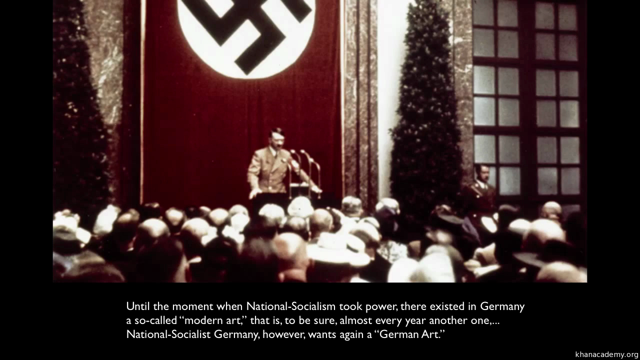 Art in nazi germany article khan academy biocorpaavc Image collections