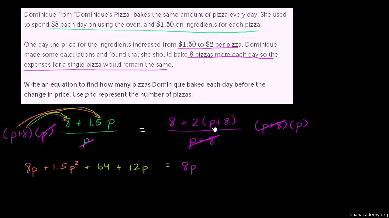 Worksheets Khan Academy Math Worksheets algebraic modeling algebra all content math khan academy