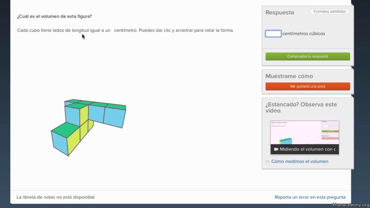 Repaso del volumen de primas rectangulares (artículo) | Khan Academy
