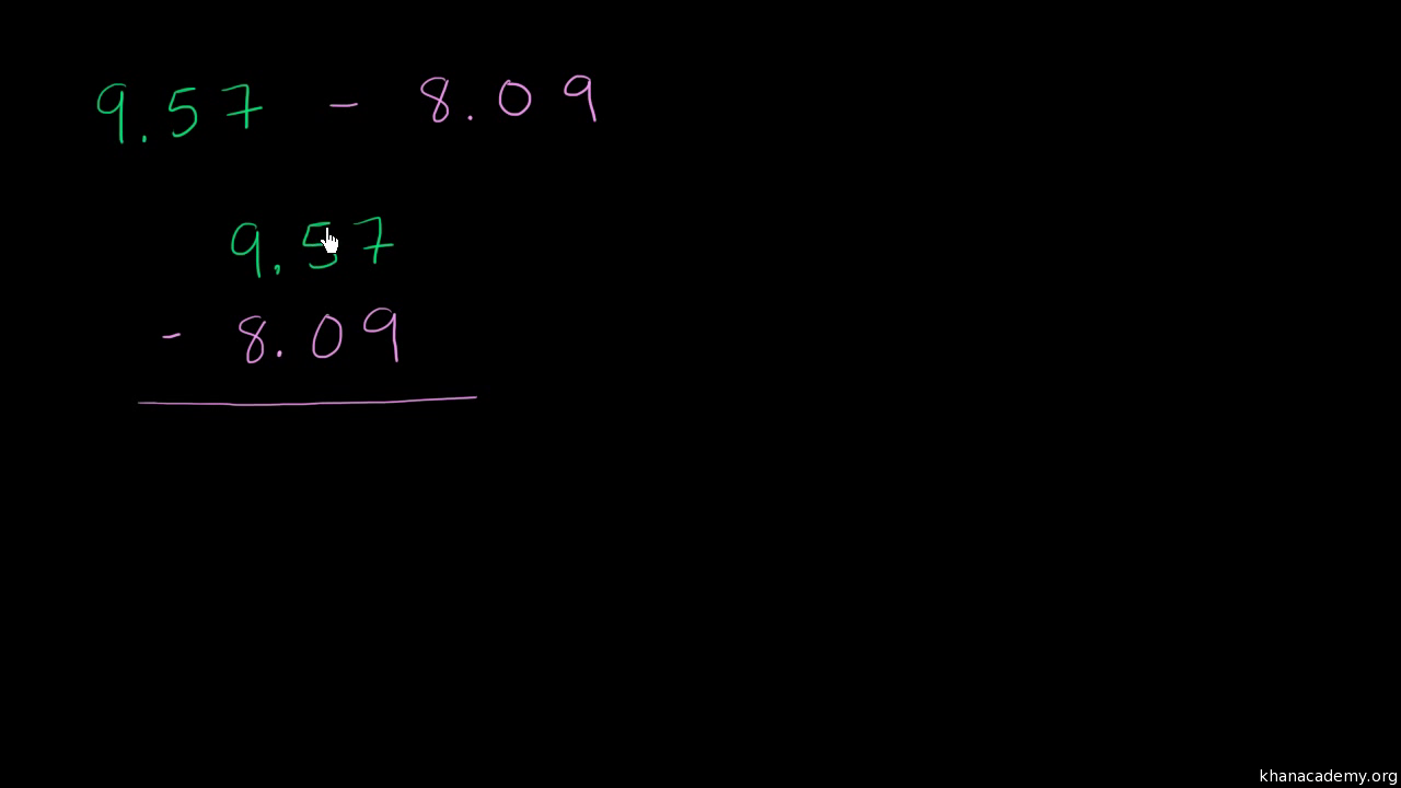 Workbooks njatc workbook answers : Module 1: Place value and decimal fractions | Khan Academy