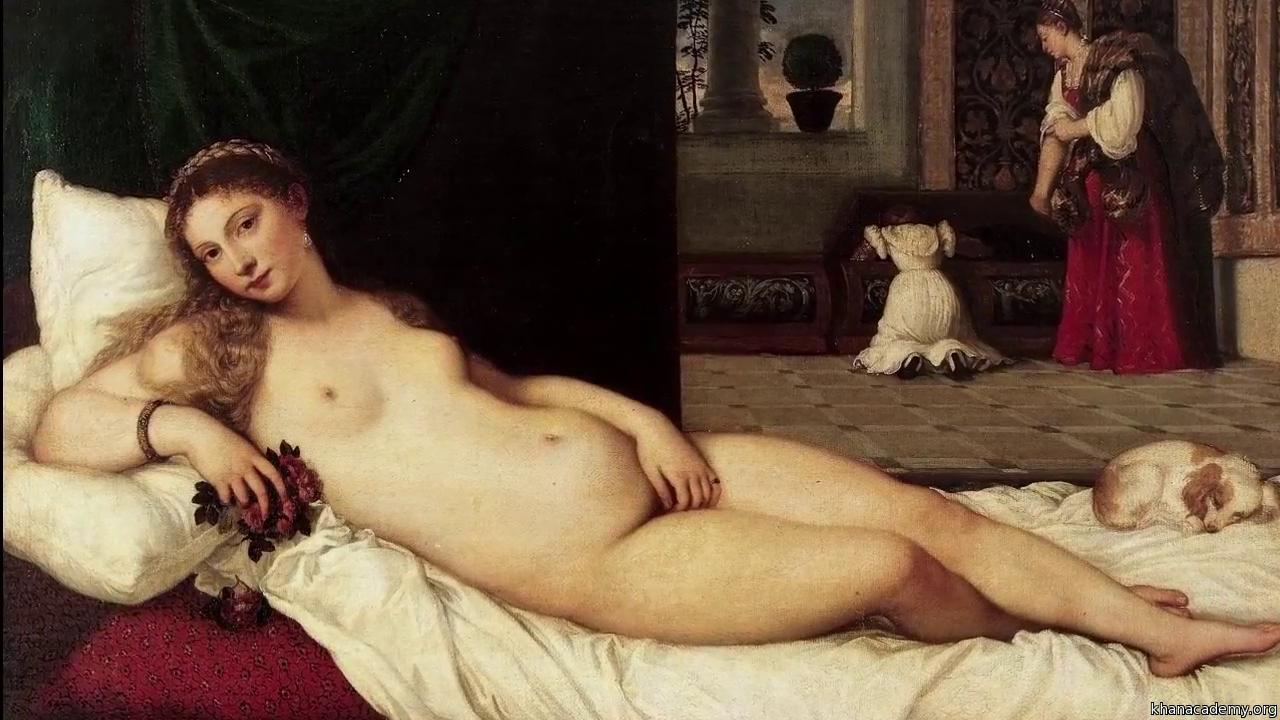 Titian, Venus of Urbino (video) | Khan Academy