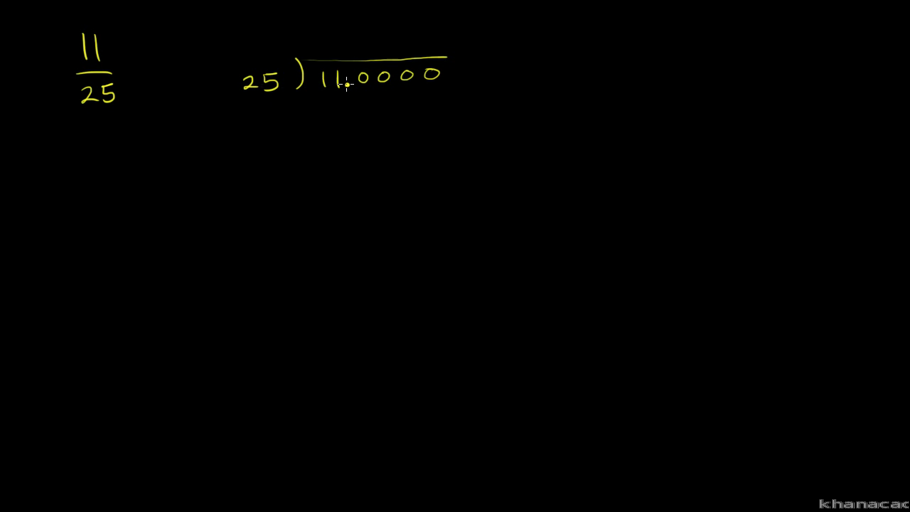 8) To A Decimal (video)  Khan  Academy