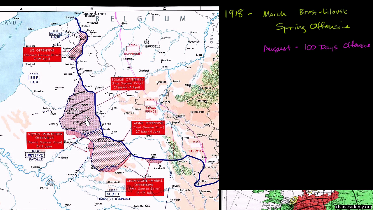 Schlieffen plan and the first battle of the marne video khan academy gumiabroncs Image collections