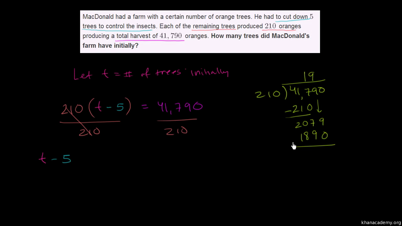 worksheet Two Step Equations Word Problems Worksheet two step equation word problem computers video khan academy