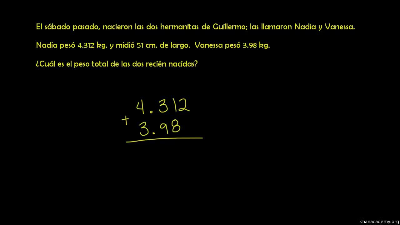Operaciones aritméticas | 6.º grado | Matemáticas | Khan Academy