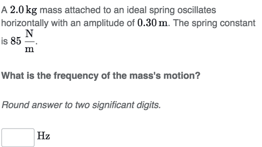 Simple harmonic motion | AP®︎ Physics 1 | Science | Khan Academy