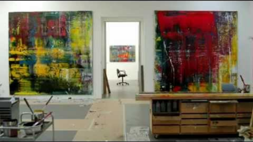 Gerhard Richter The Cage Paintings 1 6