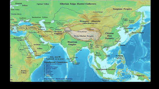 Rise of Chinese dynasties (article) | Khan Academy