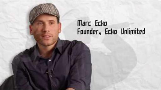 Marc Ecko - Founder of Ecko Unlimited