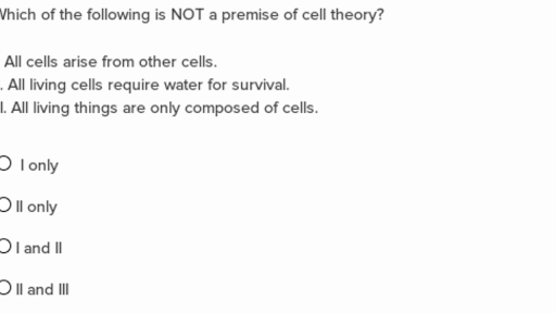 Cell Theory Concept Map.Cells Mcat Test Prep Khan Academy