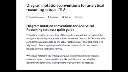 Diagram notation conventions for analytical reasoning setups diagram notation conventions for analytical reasoning setups article khan academy ccuart Gallery