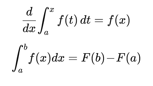 The image above shows a Calculus formula.