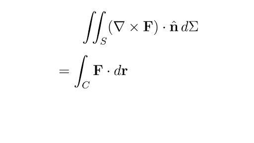 Stokes' theorem (article)   Khan Academy