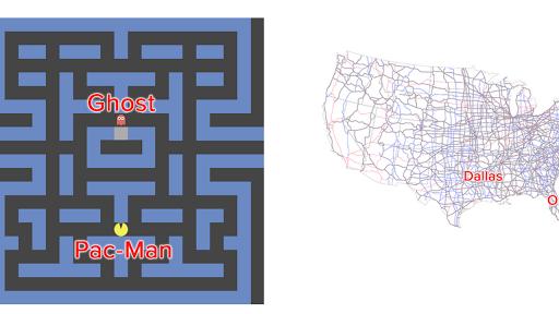 Route-finding (article) | Algorithms | Khan Academy