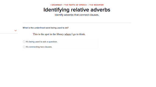 Intro To Adverbs Video Khan Academy