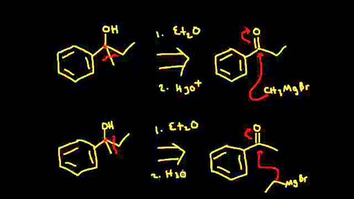 Synthesis of alcohols using Grignard reagents II