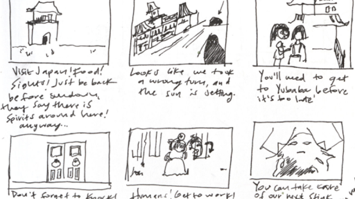 Exercise 4: Storyboards (article) | Khan Academy