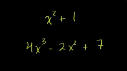 Polynome | Algebra 1 | Mathematik | Khan Academy