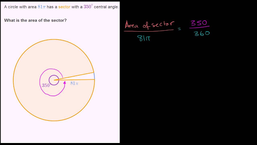 Area of a sector video sectors khan academy current time000total duration226 ccuart Images