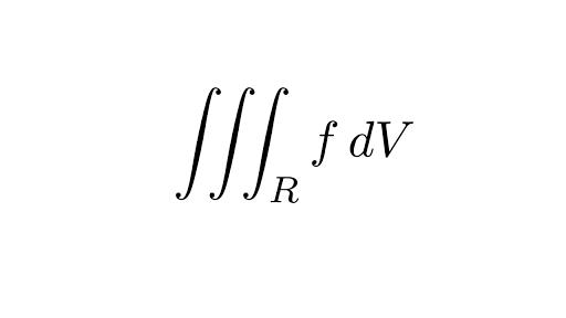 Triple integrals (article) | Khan Academy