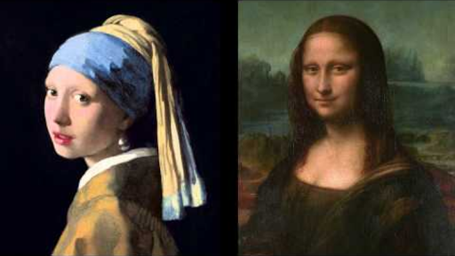 Johannes Vermeer In Inci Kupeli Kiz Isimli Tablosu Video