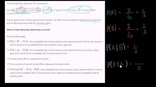 Probability Statistics And Probability Math Khan Academy