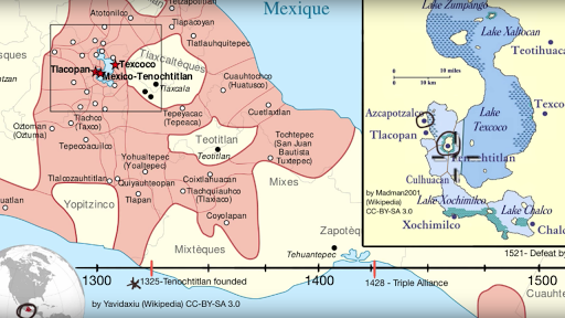 Aztec Empire World Map.Aztec Empire Video Maya Aztec And Inca Khan Academy