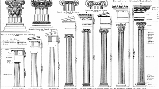 Greek Architecture Drawing introduction to greek architecture (article) | khan academy
