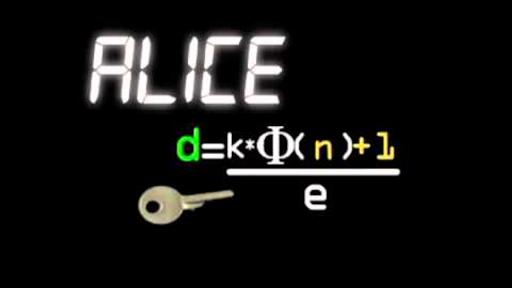 RSA encryption: Step 4