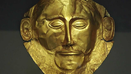 mask of agamemnon importance