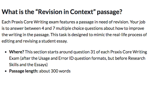 Revision in context | Quick guide (article) | Khan Academy