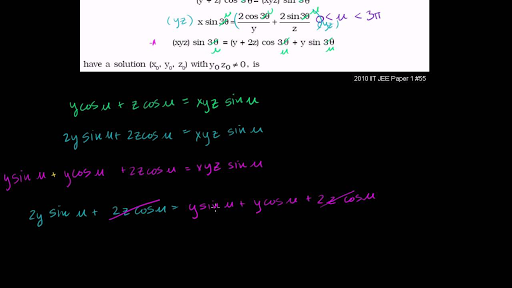 Trigonometric Equations And Identities Trigonometry Math Khan