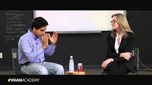 Interviews with entrepreneurs Entrepreneurship Khan Academy